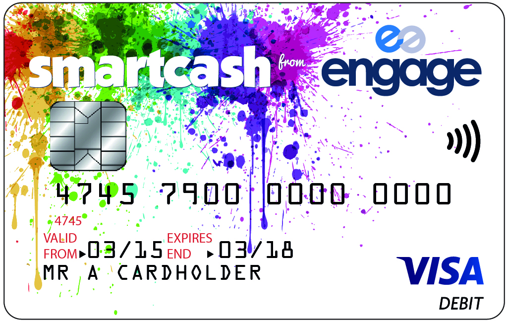 Smart Cash card image